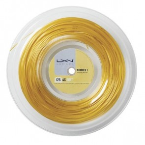 Cordage de tennis Luxilon 4G Soft (Bobine - 220m)