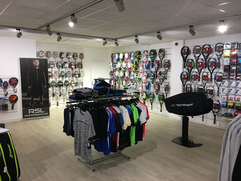 Magasin franchisé Larde Sports
