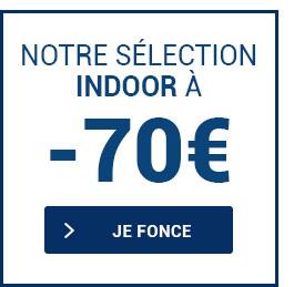 Nos chaussures indoor à moins de 70€