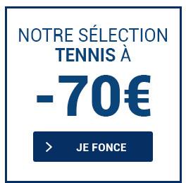 Nos chaussures tennis et padel à moins de 70€