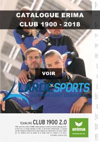 Catalogue Erima Club 2.0 2018