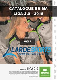 Catalogue Erima Liga 2.0 2018