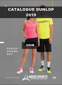 Catalogue Dunlop 2019