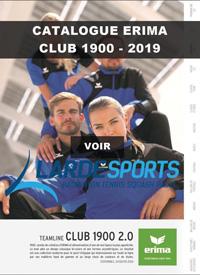 Catalogue Erima Club 2.0 2019