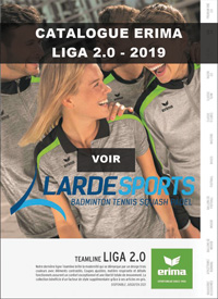 Catalogue Erima Liga 2.0 2019