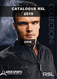 Catalogue Textile RSL 2019