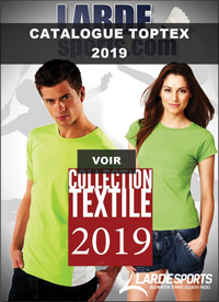 Catalogue Toptex textile 2019