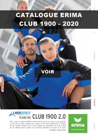 Catalogue Erima Club 2.0 2020