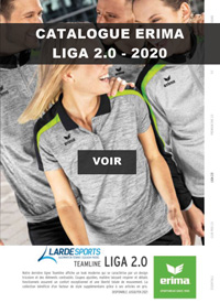 Catalogue Erima Liga 2.0 2020