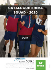 Catalogue Erima Squad 2020