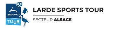 Classement et étapes secteur Larde Sports Tour Alsace