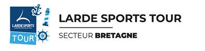 Classement et étapes secteur Larde Sports Tour Bretagne