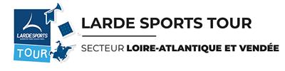 Classement et étapes secteur Larde Sports Tour Loire-Atlantique Vendée