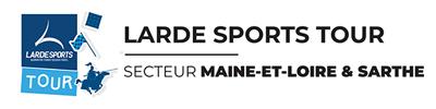 Classement et étapes secteur Larde Sports Tour Maine-et-Loire Sarthe