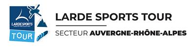 Classement et étapes secteur Larde Sports Tour Auvergne Rhone-Alpes