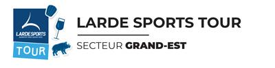 Classement et étapes secteur Larde Sports Tour Grand Est