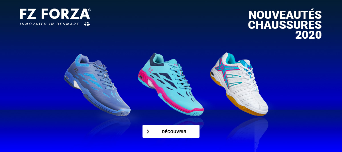 FZ Forza : nouvelles chaussures 2020 !
