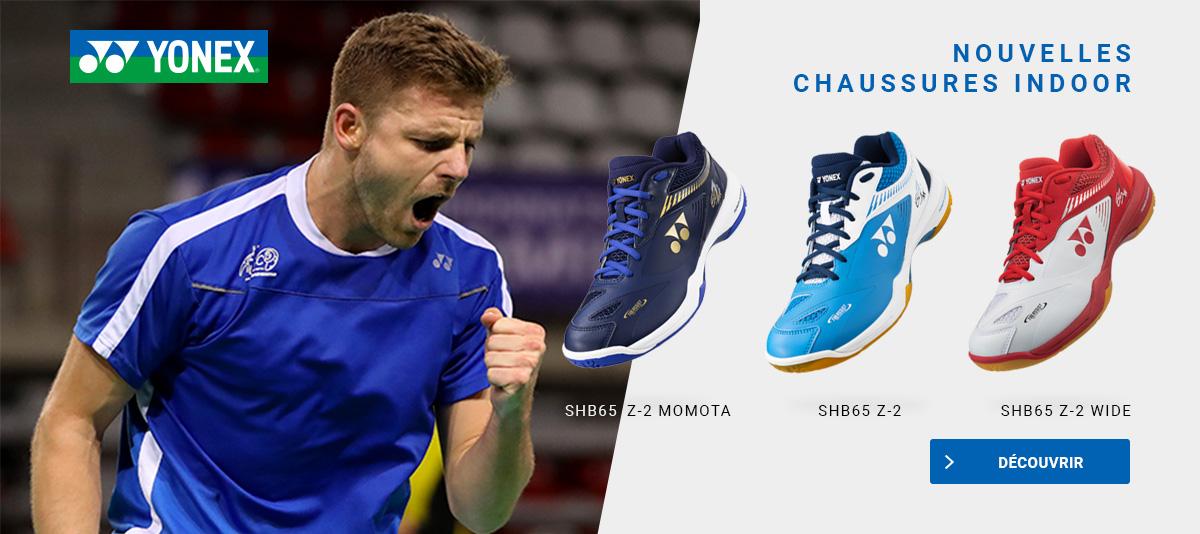 Nouvelles chaussures Yonex !