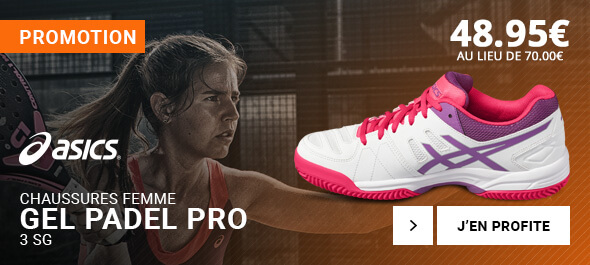 Chaussures asics Gel Padel Pro